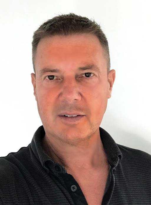 Nigel Blundell